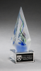Art Glass Award Employee Awards