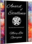 Watercolor Acrylic Plaque with Easel/Hanger Academic Awards