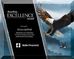 Full Color Eagle Plaque Academic Awards