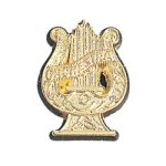 Orchestra Chenille Pin Academic Awards