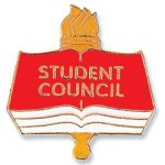 Student Council Lapel Pin Academic Awards