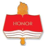 Honor Lapel Pin Academic Awards