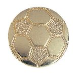 Soccer Chenille Pin Academic Awards