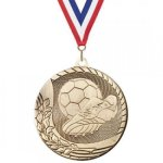 Value Line Soccer Medal Achievement Awards