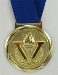 Olympic Style Victory Medal Achievement Awards