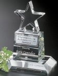 Champion Pedestal Star All Purpose Crystal