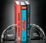 Bookends All Purpose Crystal