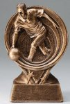 Bowling Resin Trophy, Male All Trophies