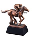 Horse With Jockey All Trophies