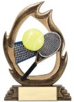 Flame Series Tennis All Trophies