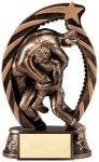 Bronze and Gold Wrestling, Male Award All Trophies