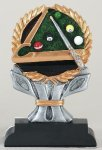 Impact Series -Billiards All Trophies