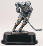 Ice Hockey Antique Silver Series