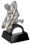 Motion X -Hockey Male  Antique Silver Series