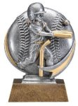 Motion X 3-D -T-Ball Female Antique Silver Series