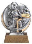 Motion X 3-D -T-Ball Male Antique Silver Series