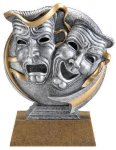 Motion X 3-D -Drama Antique Silver Series