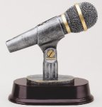 Microphone Antique Silver Series