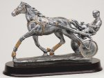 Harness Racing/Sulky Antique Silver Series
