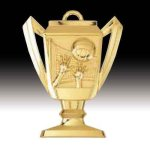 Volleyball Trophy Medal B Hive Awards & Promotional Products | Acrylic | Crystal | Plaques | Trophies | Name Badges