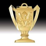 Victory Trophy Medal B Hive Awards & Promotional Products | Acrylic | Crystal | Plaques | Trophies | Name Badges