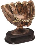 Softball Glove Baseball Trophies Awards