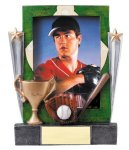 Baseball Sport Frame Baseball Trophies Awards
