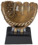Motion X Baseball Glove Basketball Trophies
