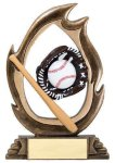 Flame Series -Baseball Basketball Trophies Awards