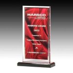 A0821 Corporate Acrylic Awards Trophy