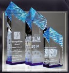 Tower Corporate Acrylic Awards Trophy