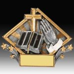 Religion Diamond Resin Diamond Plate Series