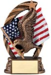 USA Eagle Star Award Eagle Trophies Awards