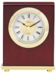 Small Vertical Clock - Rosewood Executive Gift Awards
