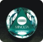 Paper Weight Round Acrylic Award Executive Gifts