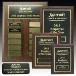 New Style Perpetual Plaque Program Executive Plaques
