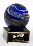 Art Glass Award Gifts Personalized