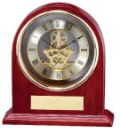 Rosewood Clock Gifts Personalized