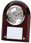 Rosewood Promotional Clock Gifts Personalized