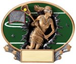 Motion X Oval -Lacrosse Male  Gold Series