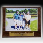 Photo/Certificate Plaque Golf Hole in One