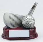 Wedge Golf Trophies