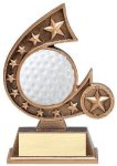 Resin Comet Series -Golf Golf Trophy Awards
