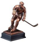 Hockey Player Large Figure Trophies