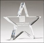 Constellation Series Crystal Award Optical Crystal