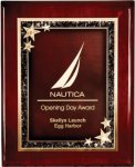 Star Award Plaque Religious Awards