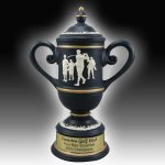 Golf Cup Trophy Resin Trophies