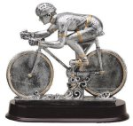 Racing Bike Resin Trophies