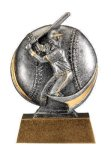 Motion X 3-D -Baseball Male Resin Trophies