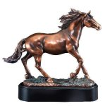 Stallion Resin Trophies